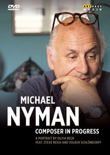 Michael Nyman - Composer in Progress (NTSC) Poster