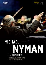 Michael Nyman in Concert - The Michael Nyman Band Live at Studio Halle (NTSC) Poster