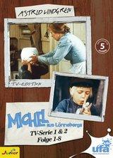 Michel aus Lönneberga - TV-Serie 1& 2, Folge 01-08 (2 DVDs) Poster