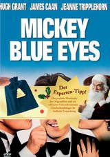 Mickey Blue Eyes Poster