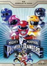 Mighty Morphin Power Rangers - Die komplette Saga (19 Discs) Poster