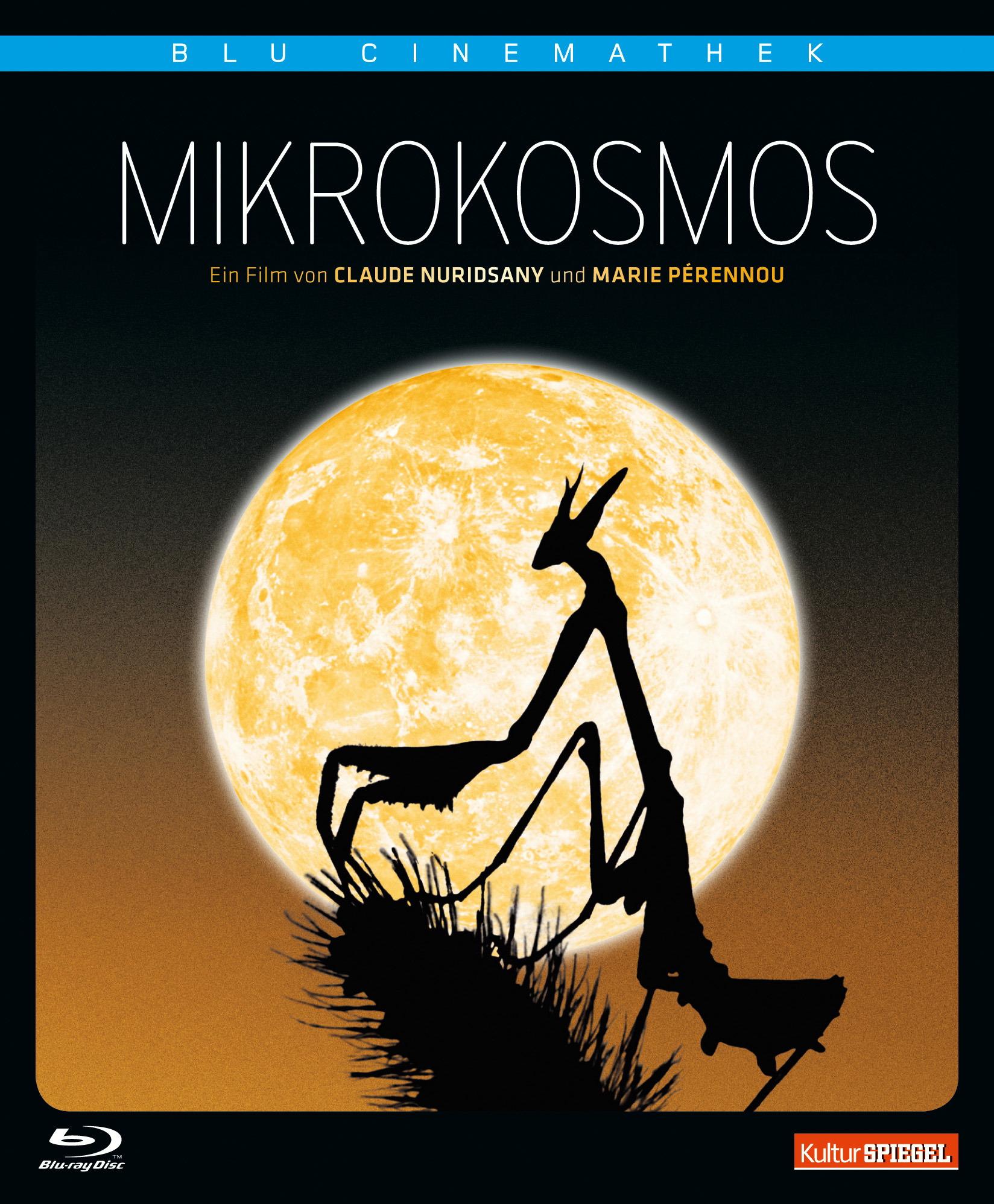 Mikrokosmos - Das Volk der Gräser (Blu Cinemathek) Poster