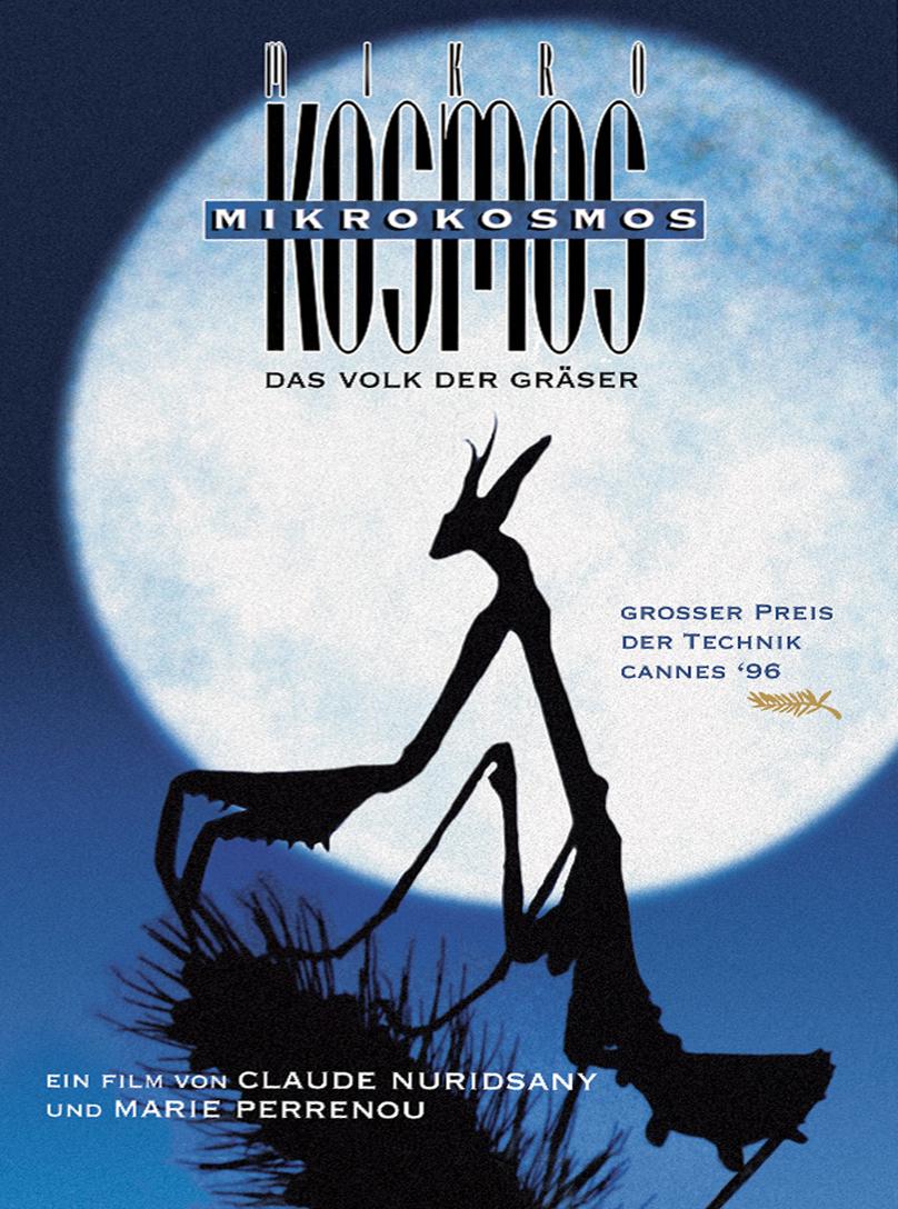Mikrokosmos - Das Volk der Gräser (Special Edition, 2 DVDs) Poster