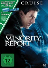 Minority Report (+ Bonus DVD TV-Serien) Poster