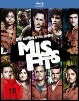 Misfits - Die komplette Serie Poster