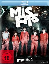 Misfits - Staffel 1 (2 Discs) Poster