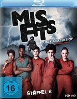 Misfits - Staffel 2 (2 Discs) Poster
