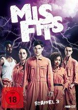 Misfits - Staffel 3 (3 Discs) Poster