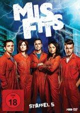 Misfits - Staffel 5 (3 Discs) Poster