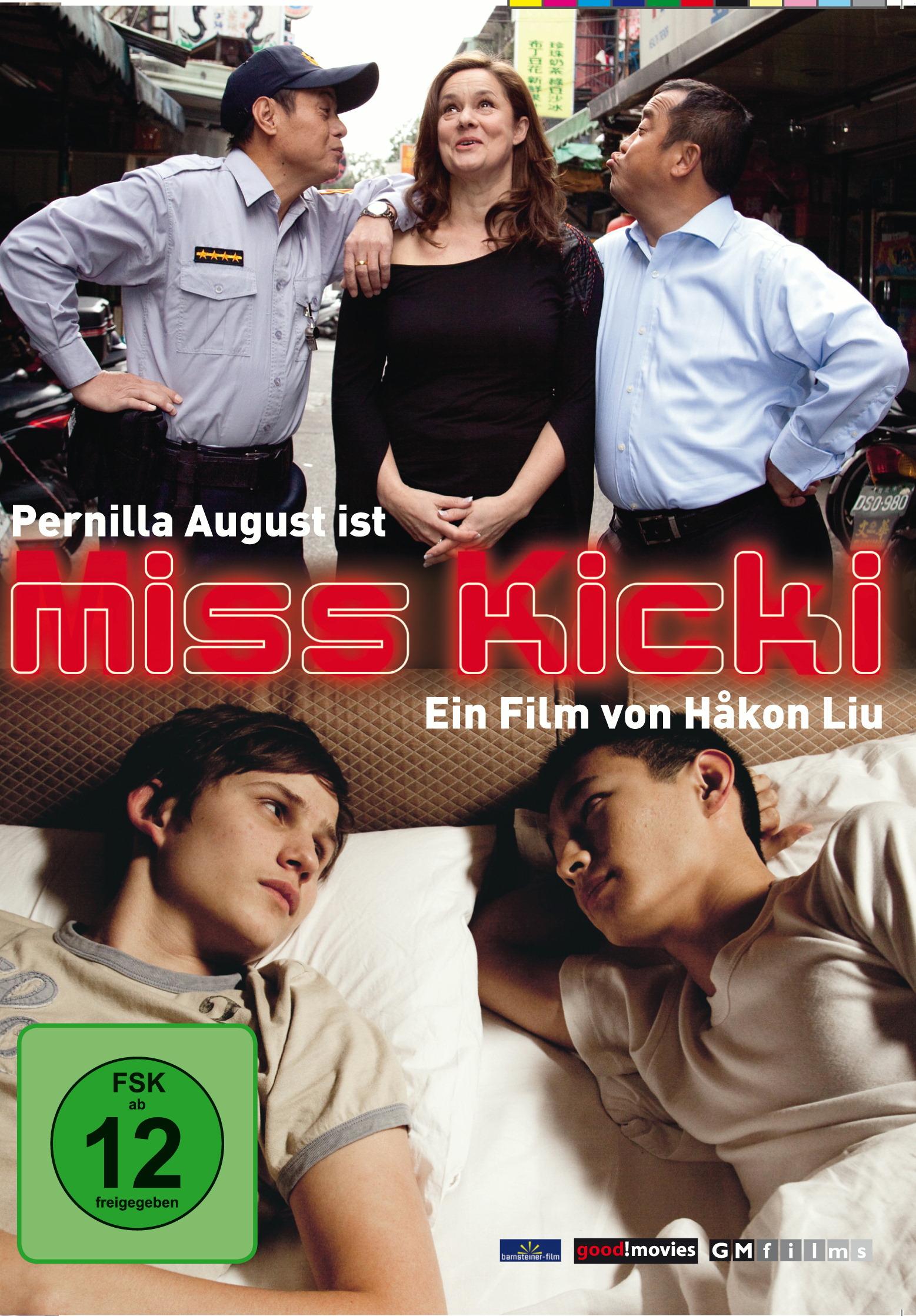 Miss Kicki (OmU) Poster