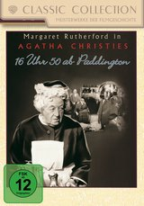 Miss Marple: 16 Uhr 50 ab Paddington Poster