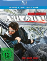 Mission: Impossible - Phantom Protokoll (+ DVD, inkl. Digital Copy) Poster