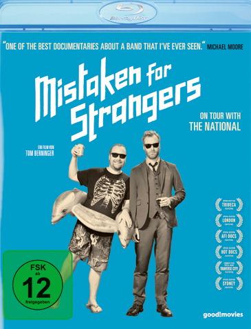 Mistaken for Strangers (OmU) Poster