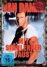 Mit stählerner Faust (Action Cult, Uncut) Poster