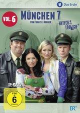 München 7 - Heiter bis tödlich, Vol. 6 Poster