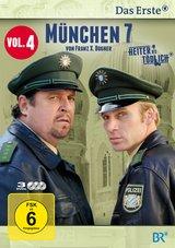 München 7 - Zwei Polizisten und ihre Stadt, Vol. 4 (3 Discs) Poster