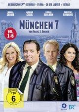 München 7 - Zwei Polizisten und ihre Stadt, Volume 1-6 Poster