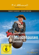 Münchhausen (Deluxe Edition) Poster