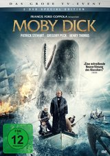 Moby Dick (2 Discs) Poster