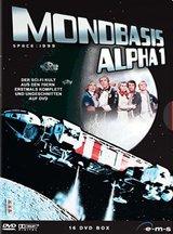 Mondbasis Alpha 1 - 16 DVD Box (16 DVDs) Poster