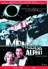 Mondbasis Alpha 1 - Folge 01-12 (4 DVDs) Poster