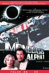 Mondbasis Alpha 1 - Folge 25-36 (4 DVDs) Poster