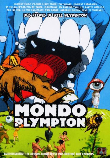 Mondo Plympton Poster