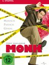 Monk - 2. Staffel (4 Discs) Poster