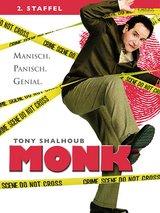 Monk - 2. Staffel (4 DVDs) Poster
