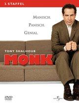Monk - 3. Staffel (4 DVDs) Poster