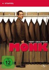 Monk - 4. Staffel (4 Discs) Poster