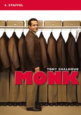 Monk - 4. Staffel (4 DVDs) Poster