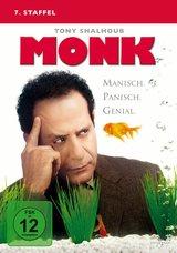 Monk - 7. Staffel (4 Discs) Poster