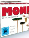 Monk - Die komplette Serie (32 Discs) Poster