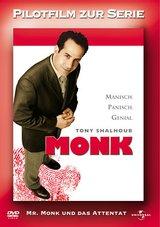 Monk - Pilotfilm zur Serie: Mr. Monk und das Attentat Poster