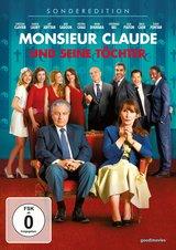 Monsieur Claude und seine Töchter Poster
