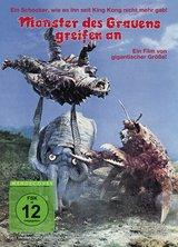 Monster des Grauens greifen an Poster