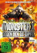 Monster X gegen den G8-Gipfel Poster