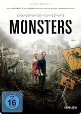 Monsters (Limited Edition, 2 Discs, Steelbook) Poster