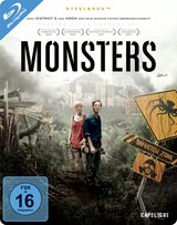 Monsters (Limited Edition, Steelbook) Poster