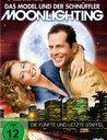Moonlighting - Das Model und der Schnüffler, Season 5 (4 Discs) Poster