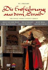 Mozart, Wolfgang Amadeus - Die Entführung aus dem Serail (Royal Opera Convent Garden) (NTSC) Poster