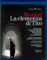 Mozart, Wolfgang Amadeus - La clemenza di Tito (2 DVDs+NTSC) Poster