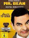 Mr. Bean - Die komplette TV-Serie (3 Discs, + Strick-Teddy, OmU, Digital Remastered) Poster