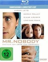 Mr. Nobody (Director's Cut + Kinofassung, 2 Discs) Poster