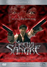 Mucha Sangre (Director's Cut) Poster
