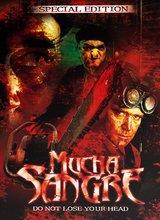 Mucha Sangre (Special Edition im Steelbook) Poster