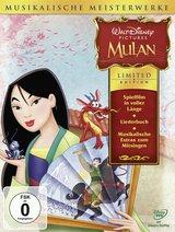 Mulan (Limited Edition, Musikalische Meisterwerke) Poster