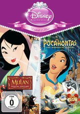 Mulan / Pocahontas (2 Discs) Poster