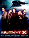 Mutant X - The Complete First Season (5 DVDs) Poster